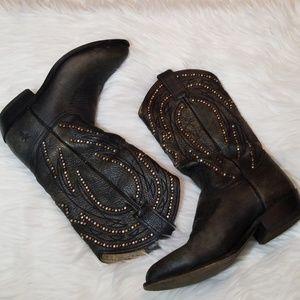 <FRYE> Billy Studded Boots